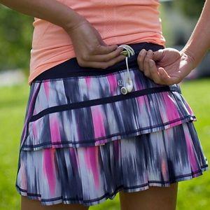 🍋Lululemon Pace Setter Skirt ***VERY RARE!!***